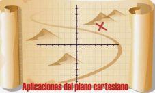Cuáles son las aplicaciones del plano cartesiano