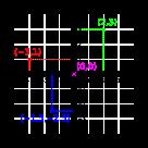 ¿Qué es una coordenada en un plano cartesiano?